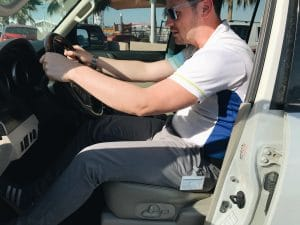Posture Driving